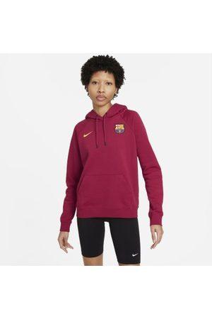 Nike FC Barcelona fleecehettegenser til dame