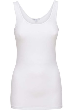 JAMES PERSE Dame Singleter - Supima Cotton & Lyocell Tank Top