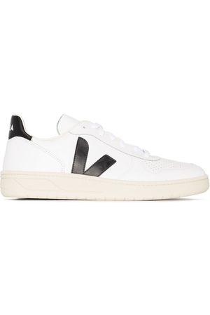 Veja Herre Sneakers - V-10 leather sneakers