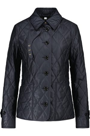Burberry Dame Dunjakker - Quilted jacket