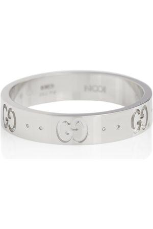 Gucci Dame Ringer - Icon 18kt white gold ring