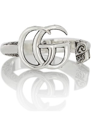 Gucci Dame Ringer - Double G sterling silver ring