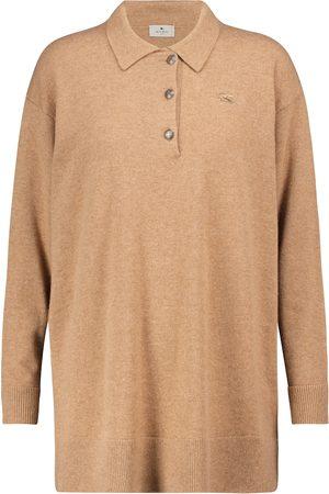 Etro Dame Strikkegensere - Cashmere sweater