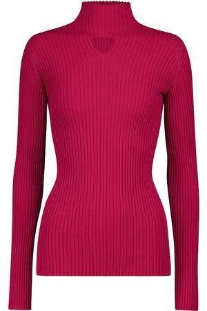 Bottega Veneta Ribbed wool-blend sweater