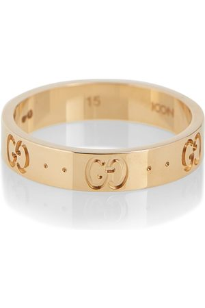 Gucci Icon 18kt yellow gold ring