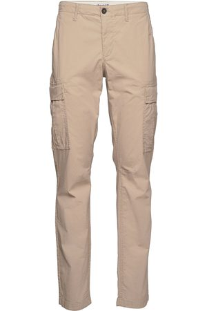Timberland Herre Cargobukser - Lw Poplin Pant Trousers Cargo Pants Beige