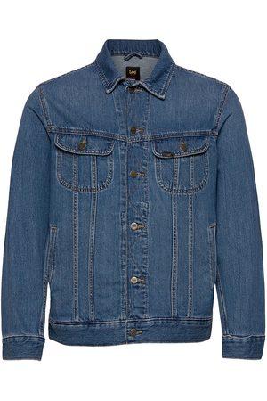 Lee Rider Jacket Dongerijakke Denimjakke Blå