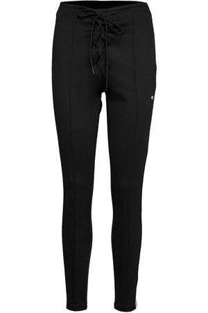 adidas Laced High-Waisted Pants W Joggebukser Pysjbukser