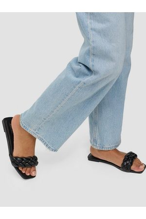 NLY Shoes Dame Loafers - Braided Flat