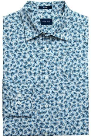 GANT Paisley Print Reg Skjorter