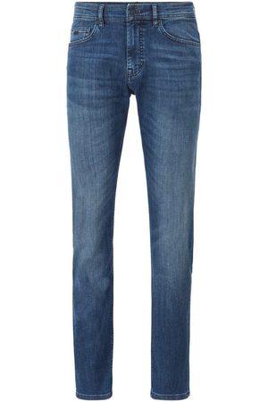 HUGO BOSS Herre Straight - Slim Fit Stretch Jeans