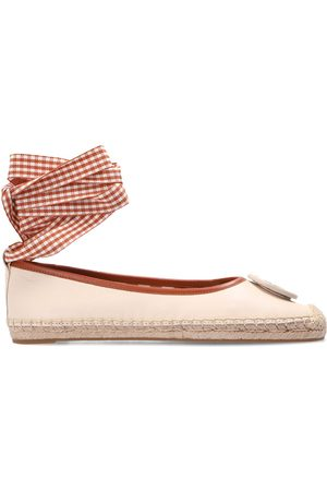 Tory Burch Epadrilles with logo