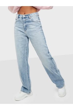 Abrand Jeans Dame Straight - A Slouch Jean Suzie