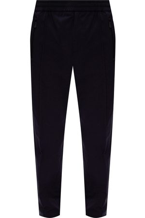 Moncler Trousers with logo