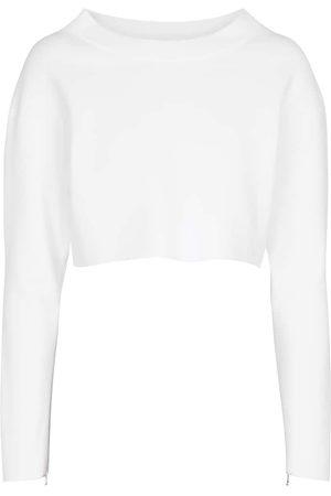 Alaïa Cropped sweatshirt