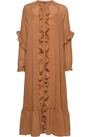 Bruuns Bazaar Dame Kjoler - Marigold Idoh Dress Dresses Everyday Dresses