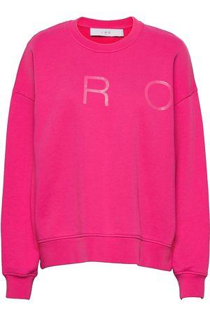 IRO Yvora Sweat-shirt Genser Rød