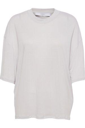 IRO Dame Kortermede - Hakila T-shirts & Tops Short-sleeved Hvit