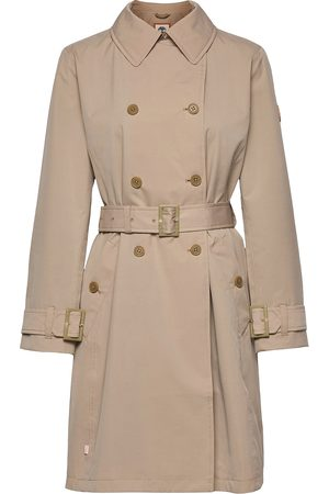Timberland Cont. Trench Trench Coat Kåpe Beige