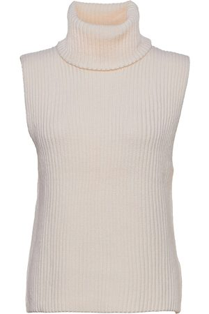 2nd Day 2nd Aryna Vests Knitted Vests Creme