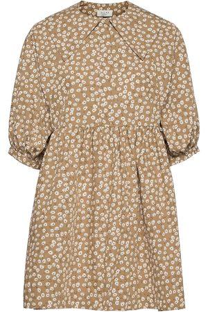 Norr Meadow Dress Kort Kjole
