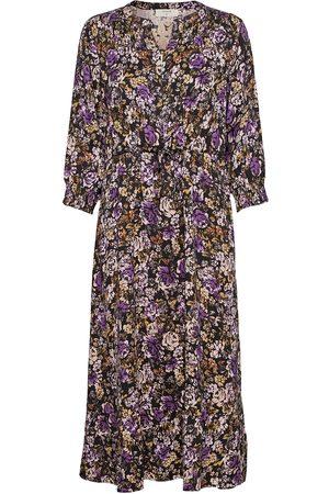 Cream Crmayse Dress Knelang Kjole Multi/mønstret