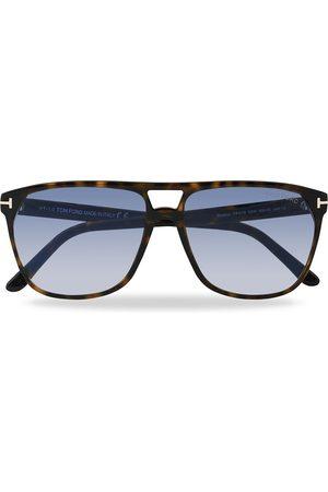 Tom Ford Herre Solbriller - Shelton TF0679 Sunglasses Havanna