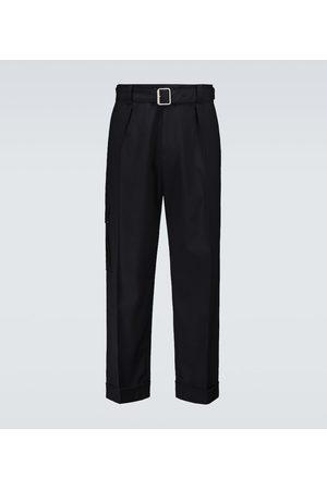Loewe Pleated belted pants