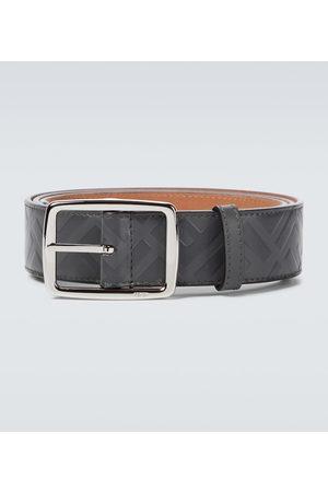Fendi Herre Belter - FF leather belt