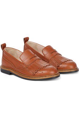 Chloé Leather mocassins
