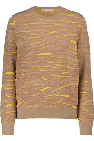Stella McCartney Dame Strikkegensere - Animal jacquard sweater