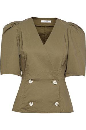 Lovechild Cora Blouse Blouses Short-sleeved Rosa