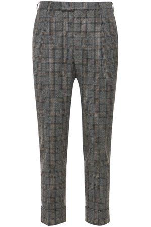 Pantaloni Torino Herre Chinos - 18cm Flicker Wool Pants
