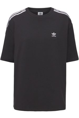 adidas Dame Kortermede - Cotton Blend T-shirt