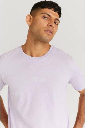 Nicce Herre Kortermede - T-shirt Plinth T-Shirt