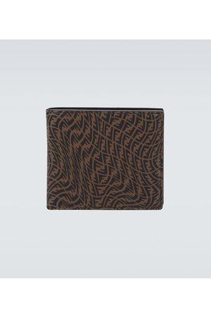 Fendi FF Vertigo leather wallet