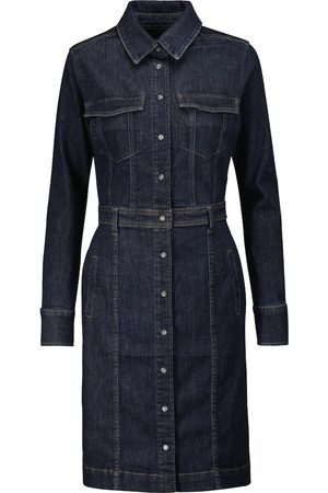 7 for all Mankind Luxe denim dress