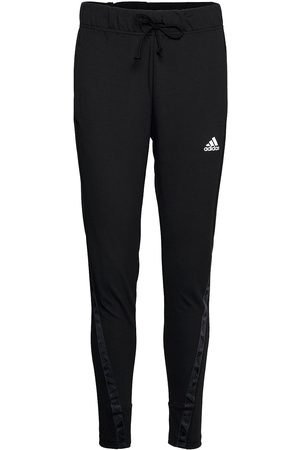 adidas Designed To Move Cotton Touch Pants W Joggebukser Pysjbukser