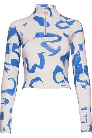 REMAIN Birger Christensen Emily Ls Top T-shirts & Tops Long-sleeved