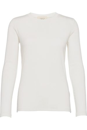 A Part Of The Art Basic Ls T-shirts & Tops Long-sleeved