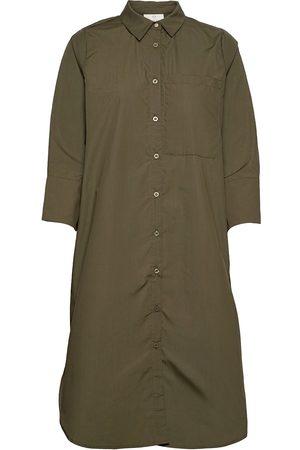 Kaffe Kaanina Shirt Dress Dresses Shirt Dresses