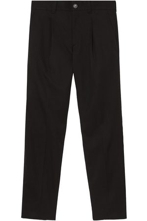 Burberry Herre Chinos - Tailored wool-blend trousers