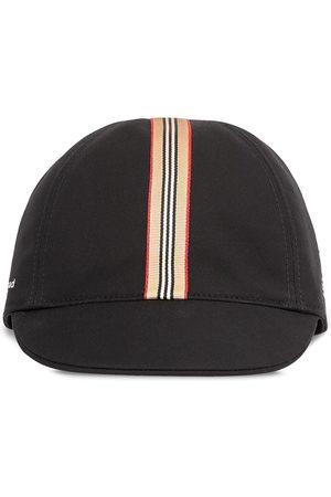 Burberry Jente Capser - Icon Stripe trim cap