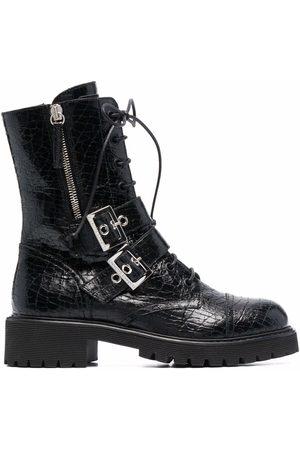 Giuseppe Zanotti Dame Skoletter - Urban Biker boots