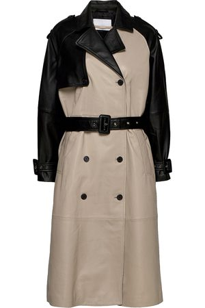 2nd Day 2nd Edition Graf Trench Coat Kåpe Beige