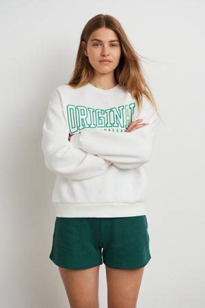 Gina Tricot Dame Sweatshirts - Riley sweater