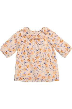 BONPOINT Baby Flavili floral cotton dress