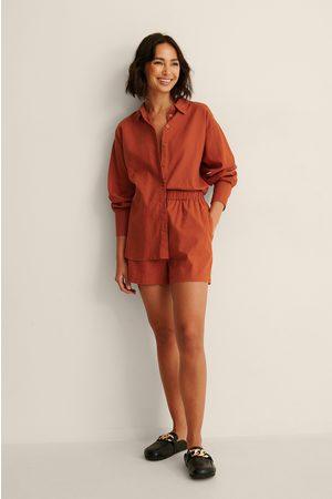 NA-KD Dame Shorts - Relaxed Shorts I Linblanding