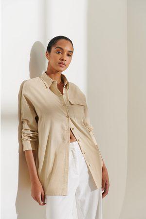 Curated Styles Dame Bluser - Oversized Skjørt