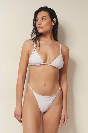NA-KD Dame Bikinier - Resirkulert Bikinitruse Med Justerbare Sidestropper